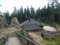 Humpolec a zřícenina hradu Orlík
