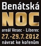 Benátská noc 2012 – Areál Vesec, Liberec