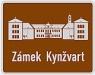 zámek Kynžvart
