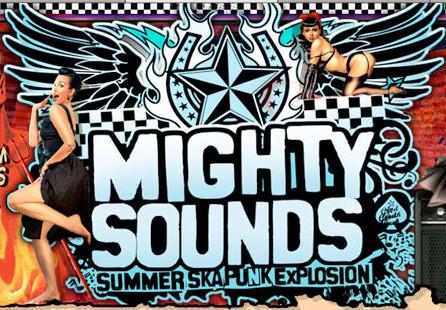 Soutěž o vstupenky na festival Mighty Sounds 2011