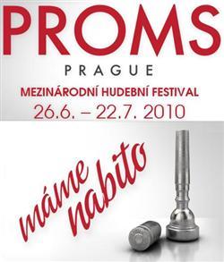 Soutěž o vstupenky na Prague Proms 2010