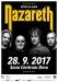 Nazareth Brno 2017